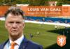 Rueda de pase con tercer hombre y finalización, Holanda de Louis Van Gaal